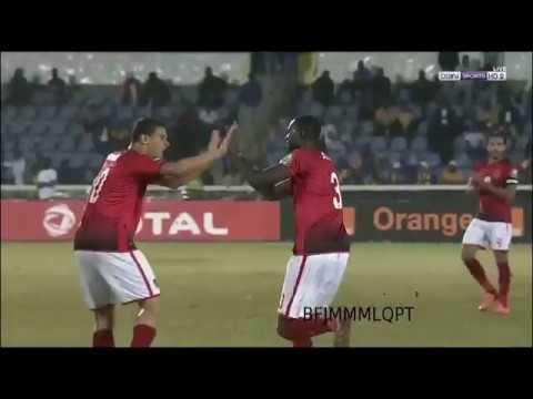 شاهد الهدف الأول للأهلي في شباك تاونشيب 1-0 وأول هدف للاعب ساليف كوليبالي ايابا 28 يوليو 2018 دوري أبطال افريقيا