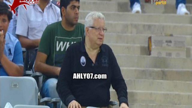 عاجل شاهد على الهواء مرتضى منصور رئيس الزمالك يسب كاسونجو بألفاظ نابية ويبصق على والدة اللاعب